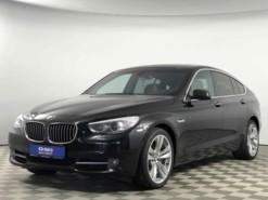BMW 5er 2009 г. (черный)