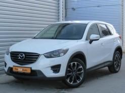 Mazda CX-5 2016 г. (белый)