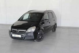 Opel Zafira 2007 г. (черный)