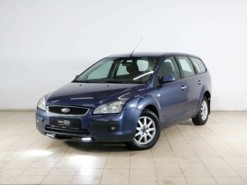 Ford Focus 2007 г. (синий)
