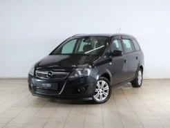 Opel Zafira 2012 г. (черный)