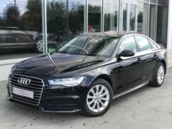 Audi A6 2018 г. (черный)