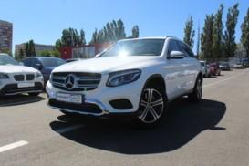 Mercedes-Benz GLC 2017 г. (белый)