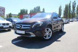 Mercedes-Benz GLA 2015 г. (коричневый)