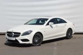 Mercedes-Benz CLS 2017 г. (белый)
