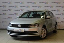 Volkswagen Jetta 2015 г. (серебряный)