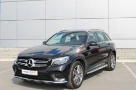 Mercedes-Benz GLC 2015 г. (черный)