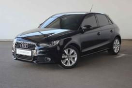 Audi A1 2013 г. (черный)