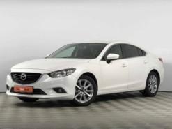 Mazda 6 2014 г. (белый)