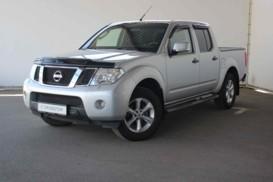 Nissan Navara 2013 г. (серебряный)