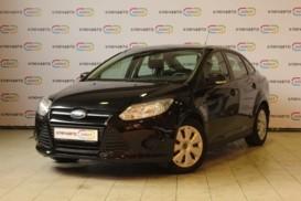 Ford Focus 2013 г. (черный)
