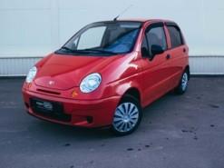 Daewoo Matiz 2010 г. (красный)