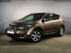 Nissan Murano 2011 г. (бежевый)