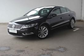 Volkswagen Passat CC 2012 г. (черный)
