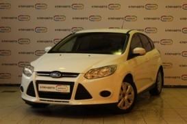 Ford Focus 2014 г. (белый)