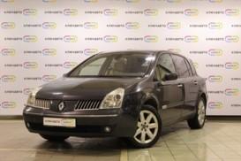 Renault Vel Satis 2002 г. (черный)