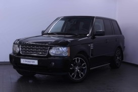 Land Rover Range Rover 2008 г. (черный)