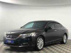 Honda Accord 2013 г. (черный)