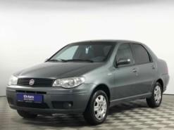 Fiat Albea 2008 г. (серый)