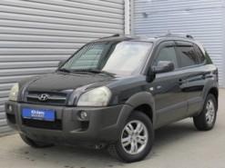 Hyundai Tucson 2005 г. (черный)