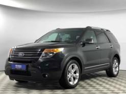 Ford Explorer 2012 г. (черный)