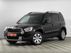 Škoda Yeti 2013 г. (черный)