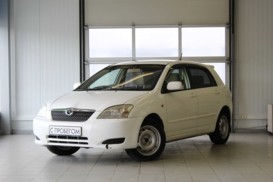 Toyota Allex 2003 г. (белый)
