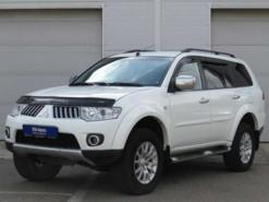 Mitsubishi Pajero Sport 2013 г. (белый)