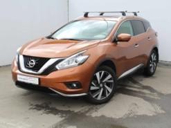 Nissan Murano 2017 г. (оранжевый)
