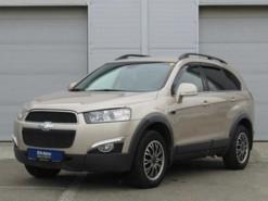 Chevrolet Captiva 2013 г. (бежевый)