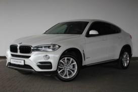 BMW X6 2015 г. (белый)