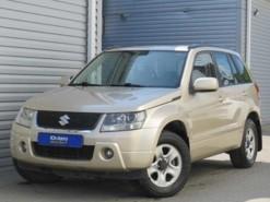 Suzuki Grand Vitara 2007 г. (бежевый)