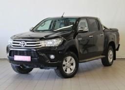 Toyota Hilux 2015 г. (черный)