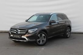 Mercedes-Benz GLC 2017 г. (коричневый)