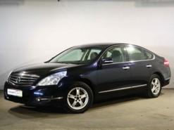 Nissan Teana 2010 г. (черный)