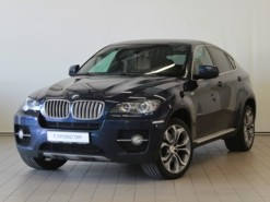 BMW X6 2009 г. (синий)