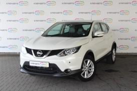 Nissan Qashqai 2016 г. (белый)