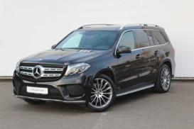 Mercedes-Benz GLS 2016 г. (черный)