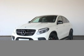 Mercedes-Benz AMG GLE Coupe 2017 г. (белый)