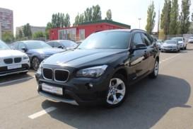 BMW X1 2012 г. (черный)