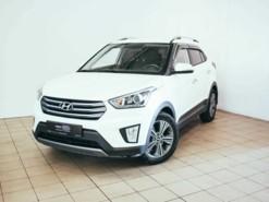 Hyundai Creta 2017 г. (белый)