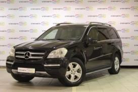 Mercedes-Benz GL 2012 г. (черный)