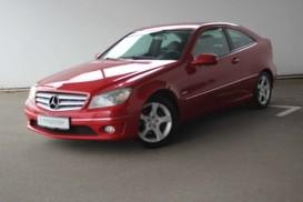 Mercedes-Benz CLC 2008 г. (красный)