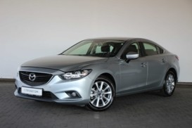 Mazda 6 2018 г. (серебряный)