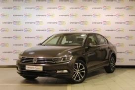 Volkswagen Passat 2016 г. (коричневый)