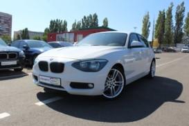 BMW 1er 2012 г. (белый)
