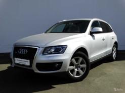 Audi Q5 2010 г. (серебряный)