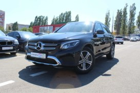 Mercedes-Benz GLC 2019 г. (черный)