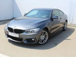 BMW 4 серия, F32/F33/F36 2017 г. (серебряный)