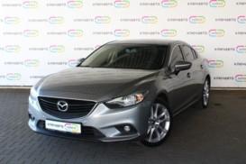 Mazda 6 2014 г. (серебряный)